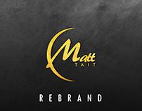 Matt Tait - Personal rebrand