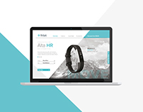 Fitbit Altra | UX Product Card