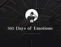 365 Days in Unsplash