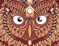 FOUR SEASONS OWL