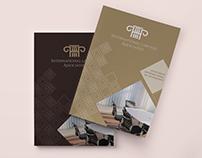 International Lawyers Assoc. | Double Side Brochure