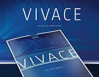 VIVACE II brochure concept & design