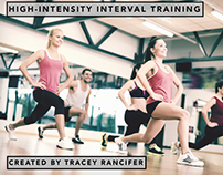 Tracey Rancifer: High Intensity Interval Training