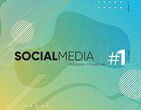 Motion Social Media 2019 | Vol. 1 | Instagram & Fb