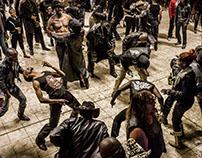 Metalheads in Botswana