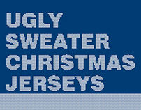Ugly Sweater Christmas Jerseys 2018