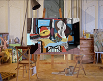 Sciarra Costruzioni - Spot Residence degli Artisti