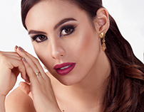 Beauyy Yenifer Hernandez Princesa Nacional Colombia