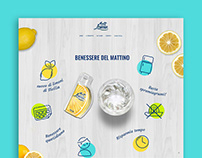Acti Lemon - Website