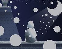 """SNOW"" - Illustration"