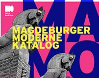 MAMO Magdeburger Moderne Katalog Bauhaus