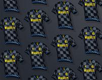 Inter classic +checkered concept