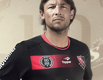 Newell`s Old Boys · Topper 110 Aniversario
