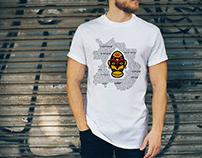 T-shirt Design - 01