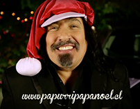 """CAMPAÑA DIGITAL / GifteeCard """"Papurri Papá Noel"""""""