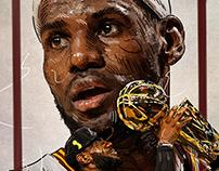 NBA / Basketball illustrations