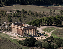 A Sicilian holiday - Visiting Segesta...