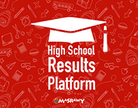 High School Results Platform