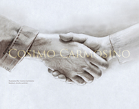 COSIMO CARMOSINO ART_Drawings Done By Hand