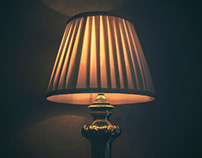 Irish lamp