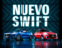 Suzuki-New Swift