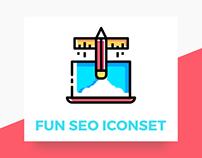 Fun SEO Iconset