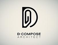 D Compose Architect : Logo Design