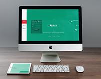 Eploris-healthcare website