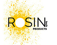 Rosin Tech Products brand identity