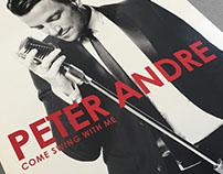 Peter Andre Tour Programme & Merchandise