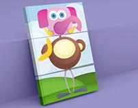 Creativity Zoo Illustrations