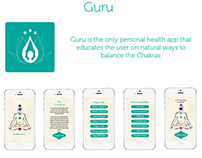 Guru IPhone App