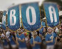 Carnaval na BOA 2015