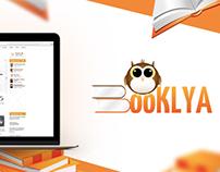 Booklya - books online store