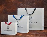 Bottega Quattro - branding & packaging
