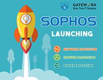 SOPHOS launch