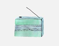 Independent Audio Works // logo design