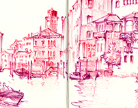 Plein Air sketches