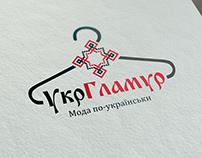 Ukrglamour logo