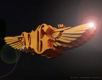 Michel Guerrero Studios (Gold Logo - Version 2016)