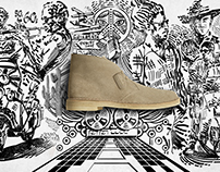 Clarks 65th Anniversary Desert Boot