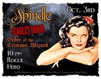 Show flyer - Oct. 2009
