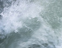 Glacial Meltwater ~ tumble and flow