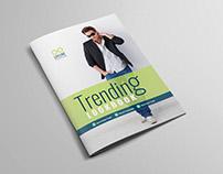 Trending Fashion Lookbook, Magazine