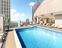 Pool deck_Skyhouse by SRSSA
