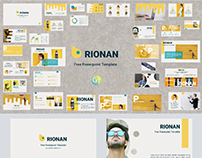 RIONAN FREE POWERPOINT TEMPLATE