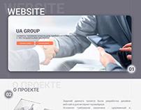website UA GROUP