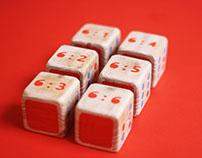 Cubes à diviser