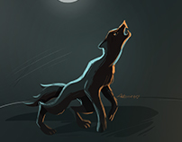 Werewolf Lupin