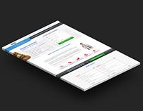 UPIS - Landing Page